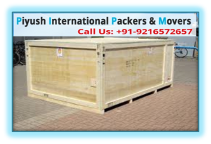 Wooden Packing Crates/Boxes